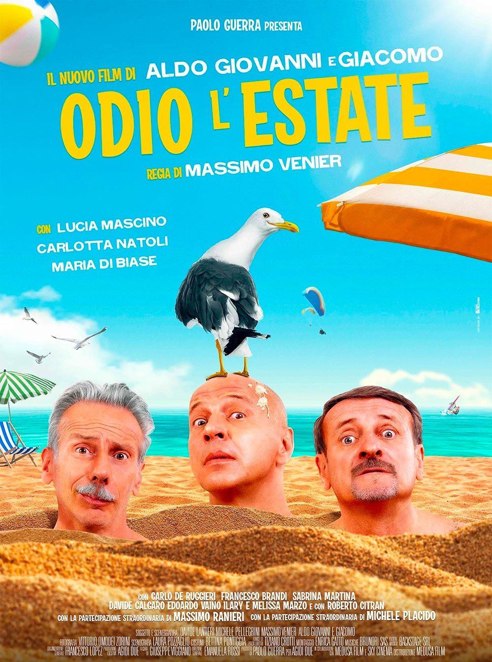Odio-L-Estate-Cinema-Elios-Carmagnola-Cinema-Sotto-Le-Stelle-Cinema-Estivo