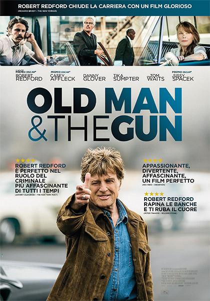 old man and gun